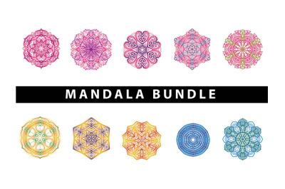 Mandala Bundle 10