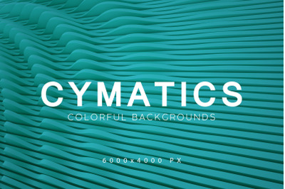 Cymatics Backgrounds