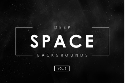 Deep Space backgrounds Vol. 2