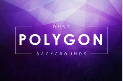 Dust Polygon Backgrounds