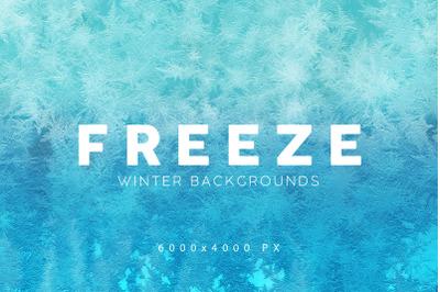 Freeze Winter Backgrounds