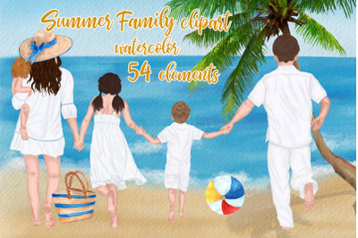 Family clipart Mother's day clipart Summer Mug design Png