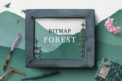 Bitmap  forest