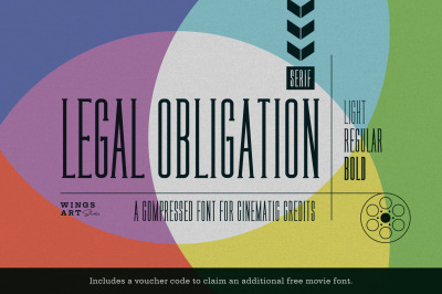 Legal Obligation - Serif