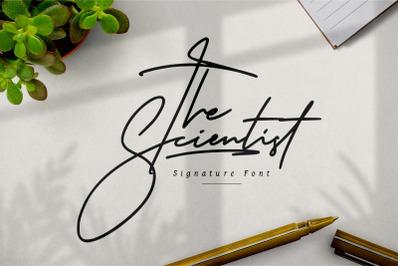 The Scientist Signature