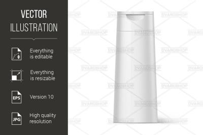 """Plastic Bottle Shampoo Packaging"""