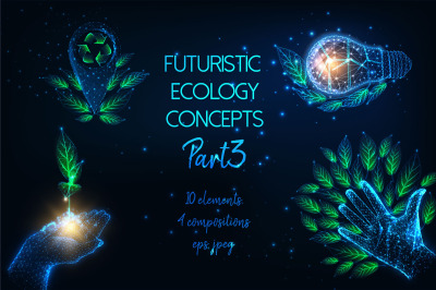 Futuristic ecology concepts, part3.