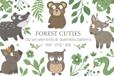 Forest Cuties
