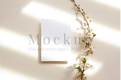 Greeting Card,Wedding Mockup,Greeting Card Mockup