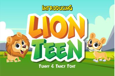 Lion Teen