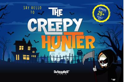 The Creepy Hunter