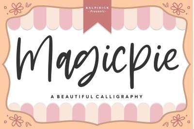Magicpie Beautiful Calligraphy