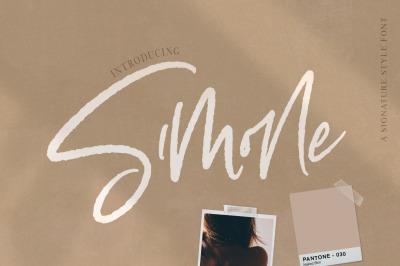 Simone Script