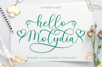 Hello Molydia