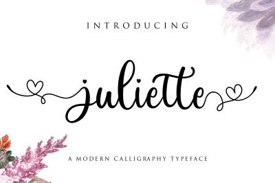juliette script