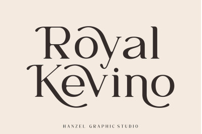 Royal Kevino [Discount 50%]