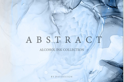 Abstract Alcohol Ink Collection