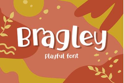 Bragley Font + Extras