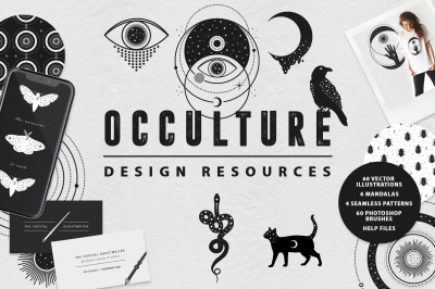 Occulture Design Resources