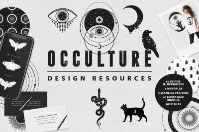 Occulture Design Resources