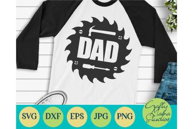 Dad Svg, Father's Day Svg, Carpenter Svg, Tools Svg