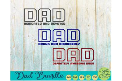 Dad Svg Bundle, Dad Svg, Father's Day Svg
