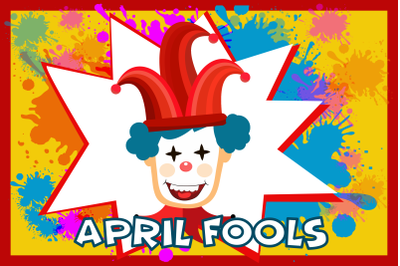 April Fools Event Illustration