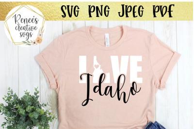 Idaho Love