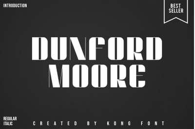 Dunford Moore