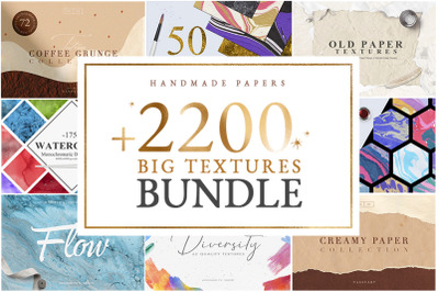 +2200 Big Textures Bundle