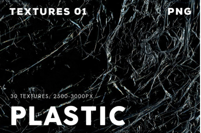 Isolated Plastic Textures 1