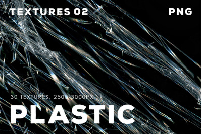 Isolated Plastic Textures 2