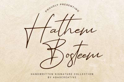 Hathem Bosteem