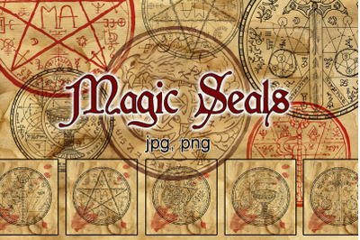 Magic seals collection