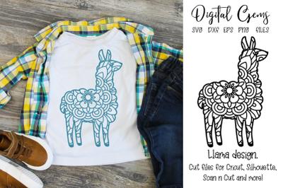 Llama design