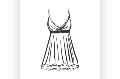 doodle gown