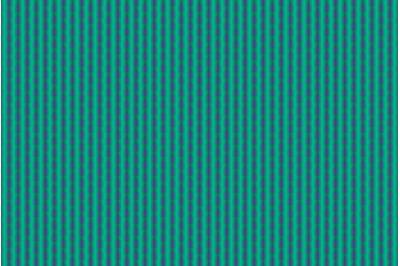 Metal aluminum neon turquoise gradient virtual background