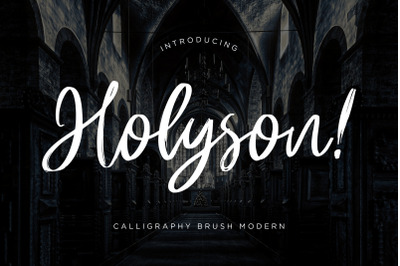 Holyson Calligraphy Brush