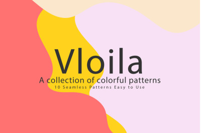 Vloila Seamless Patterns