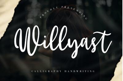 Willyast Calligraphy Handwriting