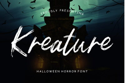 Kreature Halloween Horror