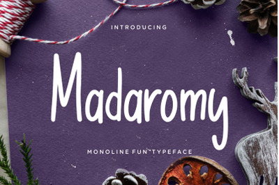 Madaromy Fun Monoline