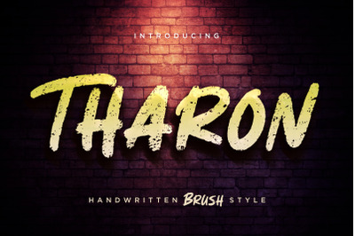 Tharon Brush Style