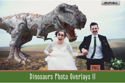 Dinosaur v.2 Overlays Pack