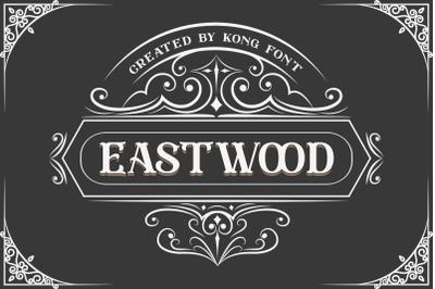 Eastwood Font