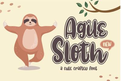 Agile Sloth