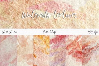 powdery textures