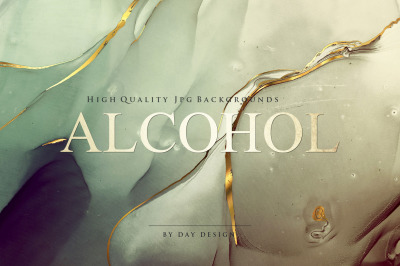 Alcohol InkGold Collection