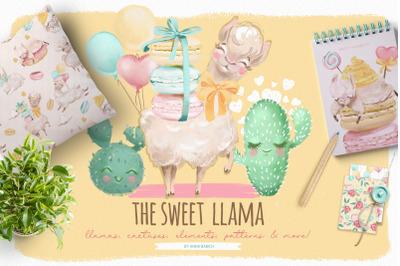 The Sweet Llama