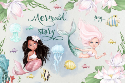 Mermaid story